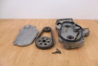 2003 POLARIS RMK 800 RMK800 Chain Case With Cover & Sprockets 22/42 gears