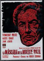 La mascara de la muerte roja (DVD Nuevo)