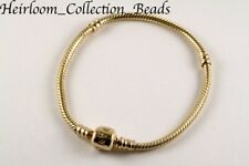 AUTHENTIC NEW PANDORA 14k GOLD BRACELET 550702 9.1 or 23cm 585 ALE $1805 list