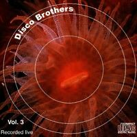 DISCO BROTHERS VOL.3  'TRANCE' DJ MIX CD - LISTEN