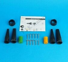 Replacement Green & Yellow Plugs for Aspock Earpoint & Multipoint Trailer Lamp