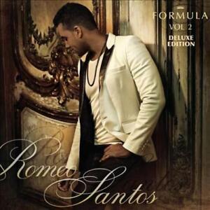 ROMEO SANTOS - FORMULA, VOL. 2 [DELUXE EDITION] [PA] NEW CD