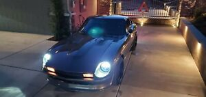 Datsun 240Z 260Z 280ZX 70-83 LED Headlight Bulb Conversion NEW Direct Fit H4