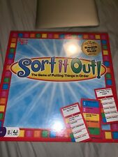 Sort It Out Game-sorting/party game/gift item/new and sealed-Free Shipping!