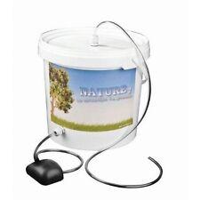 Naturaleza 2 Natural neerlandés Co2 generator/booster container/bucket 5l Con Bomba De Aire