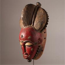 10983 Fine Baule Mask Elfenbeinkuste