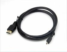 Qualità Micro USB 2 HDMI 1080p Filo Cavo HTC m9 telefono ACER ICONIA ONE 7 Tablet