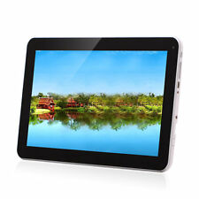"New iRULU 10.1"" Android 6.0 Marshmellow Tablet PC Quad Core 16GB w/16GB TF Card"