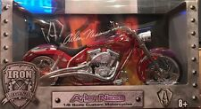 Arlen Ness Motorcycle  Iron Legends 1:6 Scale NEW