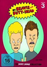 Beavis and Butt-Head (Butthead): Mike Judge Collection Vol 3 * UK Compatible DVD