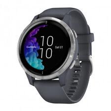 Reloj Inteligente Garmin Venu Azul Plata Amoled 7 Actividades, Relojes y Pulsera