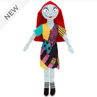 Official Disney Nightmare Before Christmas Sally Soft Plush Toy 52cm