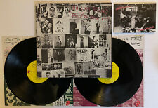 Rolling Stones - Exile On Main St - 1994 Limited Edition Remaster Postcards (NM)