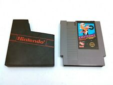 EXCITEBIKE 5-Screw Nintendo (NES) game + Dust Sleeve! Authentic Tested & Works