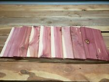 Lot Of 4 Red Cedar 1x6�x10� Planks/boards-Sign Blanks, Trays, And Other projects