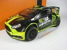 Ford fiesta RS WRC Monster #46 Rally Monza 2014 V. Rossi 1/18 Ixo