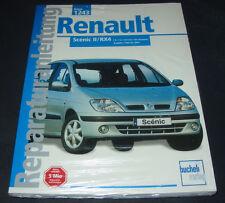 Reparaturanleitung Renault Scenic II / RX4 1,4 / 1,6 / 2,0 l 16V 1999 - 2001 NEU