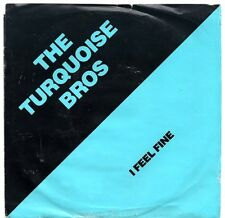 The Turquoise Bros. 45 I Feel Fine - New England Power Pop - HEAR