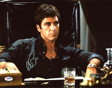 Al Pacino Scarface Authentic Signed 11x14 Photo Autographed PSA/DNA Itp #6A31079