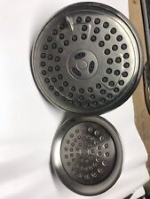 Delta Porter and Moen Shower Head Brushed Nickel Finish Used