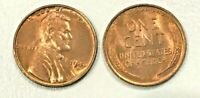 1946 S  Red  Uncirculated  Lincoln Wheat Cent Penny