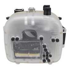 Mcoplus 50M 160ft sott 'acqua Custodia Impermeabile Custodia per Canon EOS 650D 700D