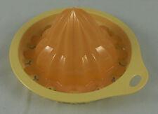 Tupperware P 17 CombiPlus Zitruswunder Zitruspresse Reibe Gelb / Orange Neu OVP