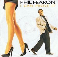 PHIL FEARON I Can Prove It Vinyl Record 7 Inch Ensign 108 514 1986 German