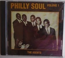 PHILLY SOUL - CD - Volume 1 - The Agents - BRAND  NEW