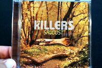 The Killers - Sawdust  - CD, VG