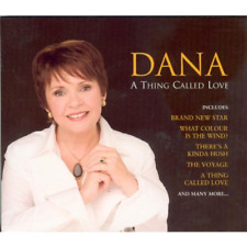 Dana - Thing Called Love (2007) CD - Good Condition