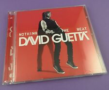 David Guetta - Nothing But the Beat 2 CD Set 2011- Unused Stock!