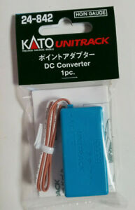 Kato 24-842  New HO or N Scale DC Converter For Non-Kato Power Pack