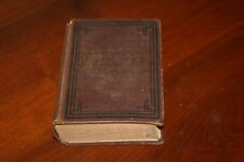 The Cottage Physician by Thomas Faulkner M.D. 1892 Illustrated Hardcover
