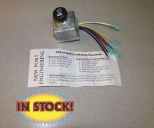 New Port Engineering Wiper Washer Switch Including Delay Function NE14200
