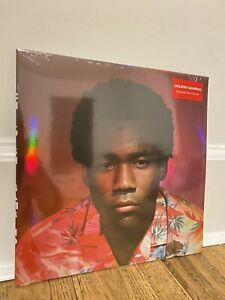 Childish Gambino - Because The Internet Vinyl 2xLP Sealed & Mint