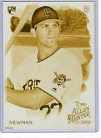 Kevin Newman 2019 Allen and Ginter 5x7 Gold #194 /10 Pirates