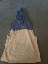 Under Armour Boy's Youth Size Medium Ua Graphic Heatgear Sleeveless Shirt