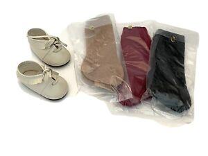 Pleasant Company American Girl Josefina Shoes and Socks