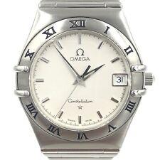 Omega Constellation White Dial Stainless Steel Quartz Unisex Watch 1512.30.00