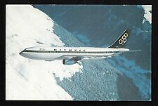 C1970s View of an Olympic Airlines Airbus A300 Aircraft
