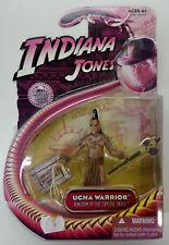2008 INDIANA JONES ACTION FIGURE UGHA WARRIOR KINGDOM OF THE CRYSTAL SKULL
