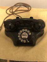 "KELLOGG 925 BAKELITE ART DECO ""ASHTRAY"" ORIGINAL ANTIQUE TELEPHONE"