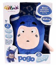 Oddbods Voice Activated Interactive Pogo Soft Toy  *BRAND NEW*