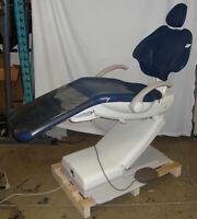 2010 Adec Aidec A-Dec 511 Dental Chair w/ foot control Blue
