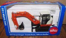 Schaeff HR32 HR 32 Excavator Crawler w/Blade 1/50 Siku Toy 3521 Construction NEW