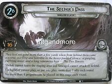 Lord of the Rings LCG  - 1x The Spider's Pass  #071 - The Land of Shadow