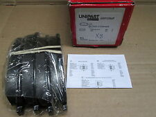 ROVER 600 & HONDA  ACCORD  PRELUDE FRONT BRAKE DISC PADS UNIPART NEW