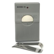 Gate opener remote control 10 digit code garage Clicker Remote multicode3089