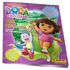 Dora The Explorer Stickers Album with 10 Stickers, Panini
